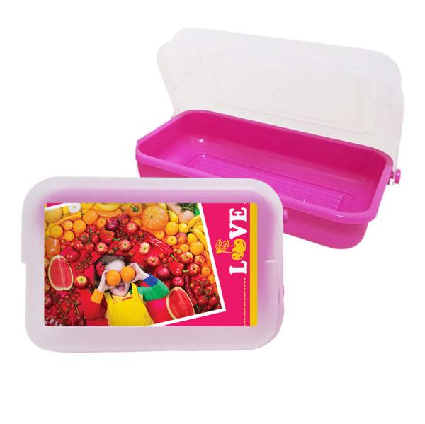 דפוס ברמה- ,קופסאות אוכל בהדפסה אישית